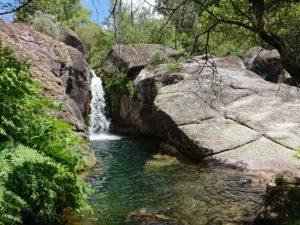 Waterval in Lamedo